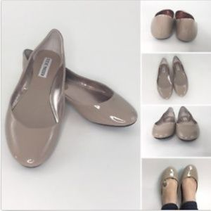 Steve Madden Nude Size 8.5 Ballet Flats *